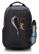 bb9a6dc05 This year for Cisco Live, we get to choose our bag! We have the options of  a backpack, a nice messenger bag, or even a gym bag.