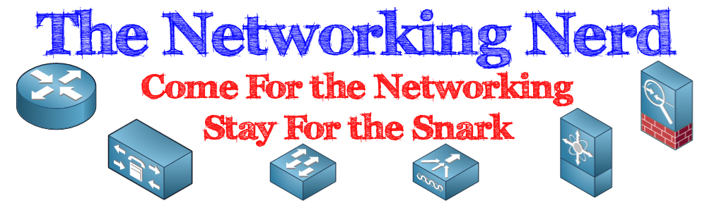 The Networking Nerd