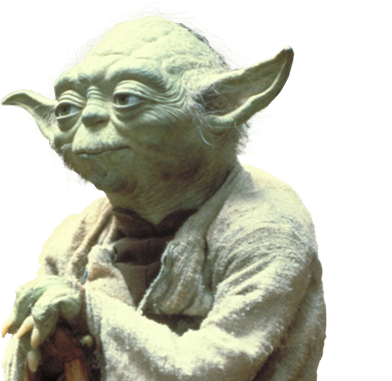 """You must unlearn what you have learned."" -Yoda"