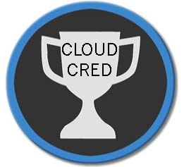 CloudCredBadge
