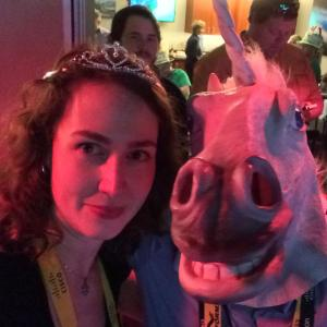 SDNicorn and the CLUS Princess
