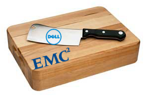 chopping-block-Dell-EMC