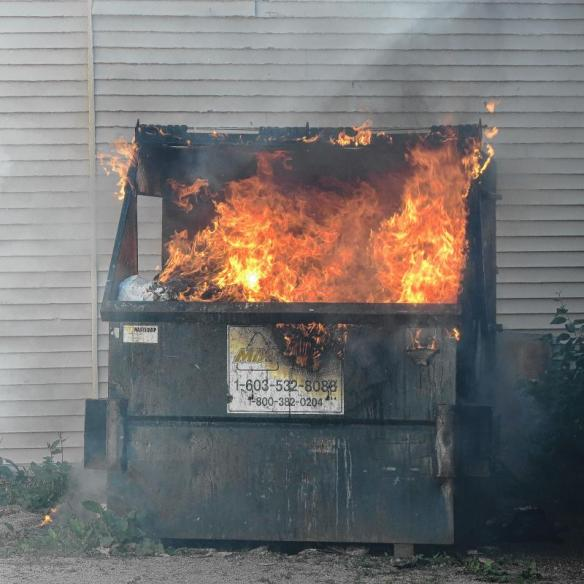 DevOps and the Infrastructure Dumpster Fire | The Networking Nerd