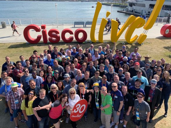 Cisco Live | The Networking Nerd
